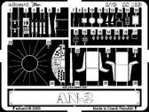 Фототравление 1/72 Aн-2 (рекомендовано для Italeri)
