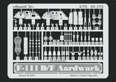 Фототравление 1/72 F-111D/F (рекомендовано для Hasegawa)