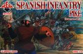 Испанская пехота 16 века, набор 3