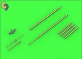 ПВД и направляющие ракеты РС-2У для Су-9, Су-11