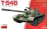 Советский средний танк T-54Б, ранних выпусков MiniArt 37019 основная фотография