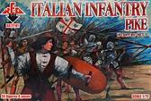 Итальянская пехота 16 века, набор 3