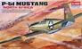 Истребитель P-51 Mustang ''North Africa' Academy 12401 основная фотография