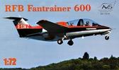 Самолет Fantrainer 600