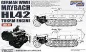 Двигатель Maybach HL42 TUKRM для Sd.Kfz.251