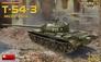 Советский средний танк T-54-3 с полным интерьером, 1951 г. MiniArt 37007 основная фотография