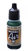 Краска акриловая ''Model Air'' зеленый RLM 73