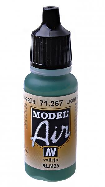 Краска акриловая ''Model Air'' светло-зеленый RLM 25 Vallejo 71267