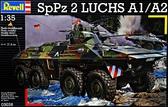 Разведывательная машина SpPz 2 Luchs A1/A2