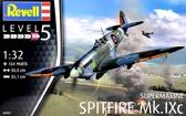 Истребитель Spitfire Mk.IXc