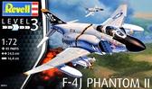 Истребитель F-4J Phantom II