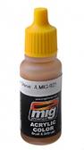 Акриловая краска AMMO A-MIG-0923: Красный грунт, блестящая базовая
