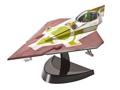 Звездные войны. Звездный истребитель Kit Fisto's (Clone Wars) Revell 06688