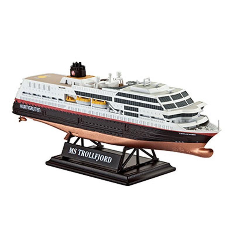 Корабль MS Trollfjord Revell 05815