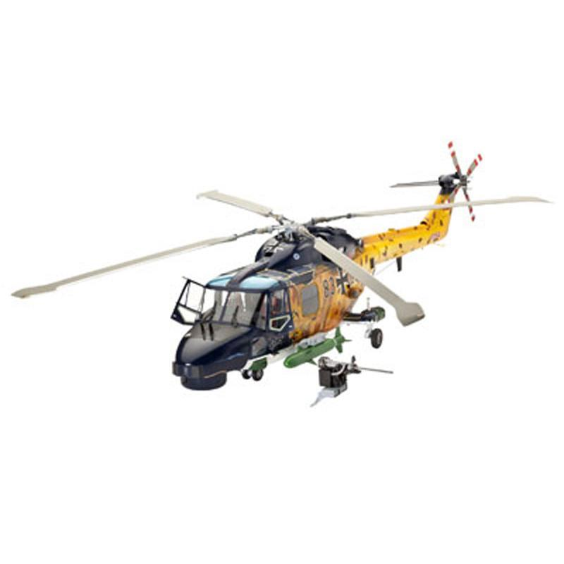 Британский вертолет Westland  Sea Lynx Mk. 88A Revell 04652
