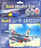 Подарочный набор с самолетом F-16C USAF