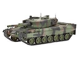 Танк Leopard 2A4/A4NL(голландская модернизация) Revell 03193