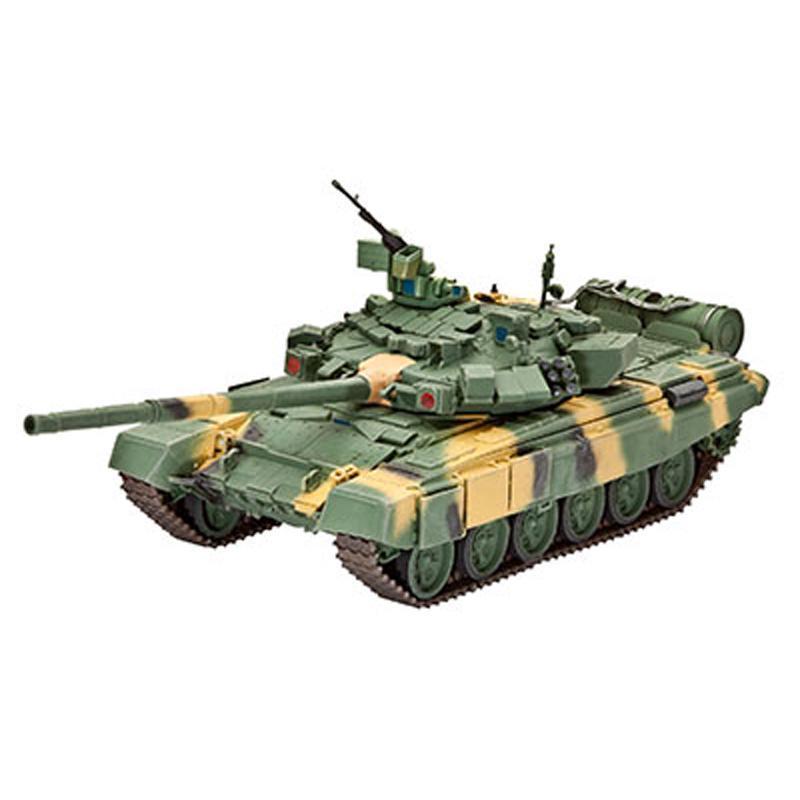 Русский боевой танк Т-90 Revell 03190