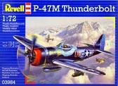 Истребитель-бомбардировщик P-47 M Thunderbolt