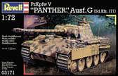 Танк Panzerkampfwagen V Panther Ausg. G ( 12,2 см )