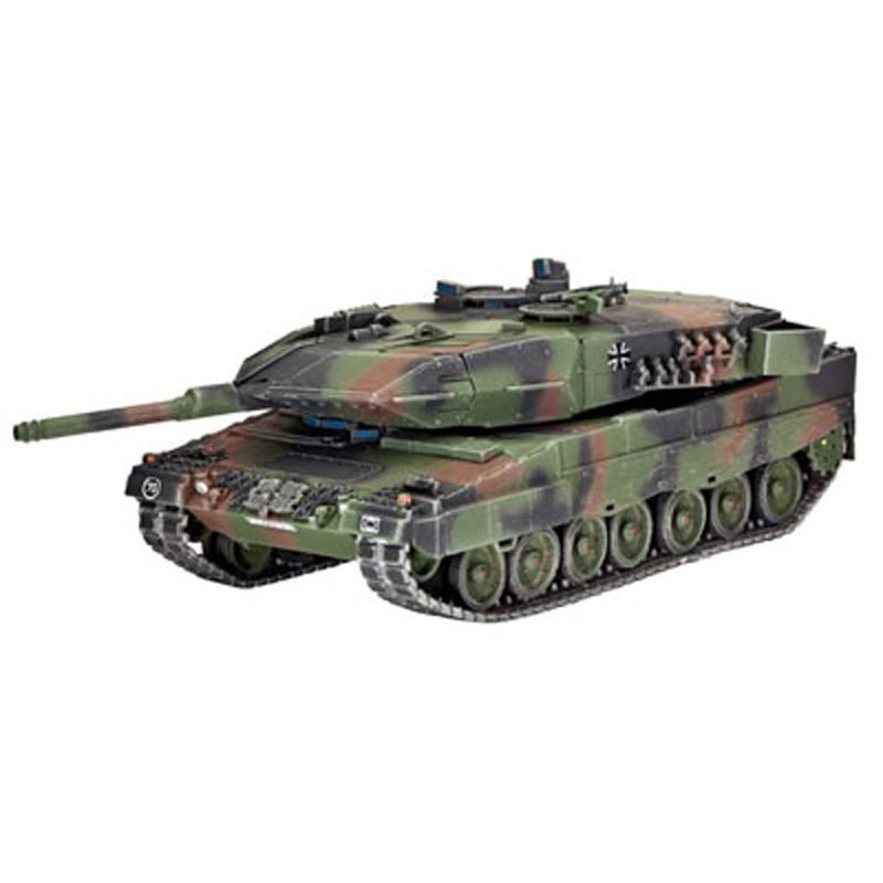 Танк Leopard 2A5 / A5NL Revell 03187