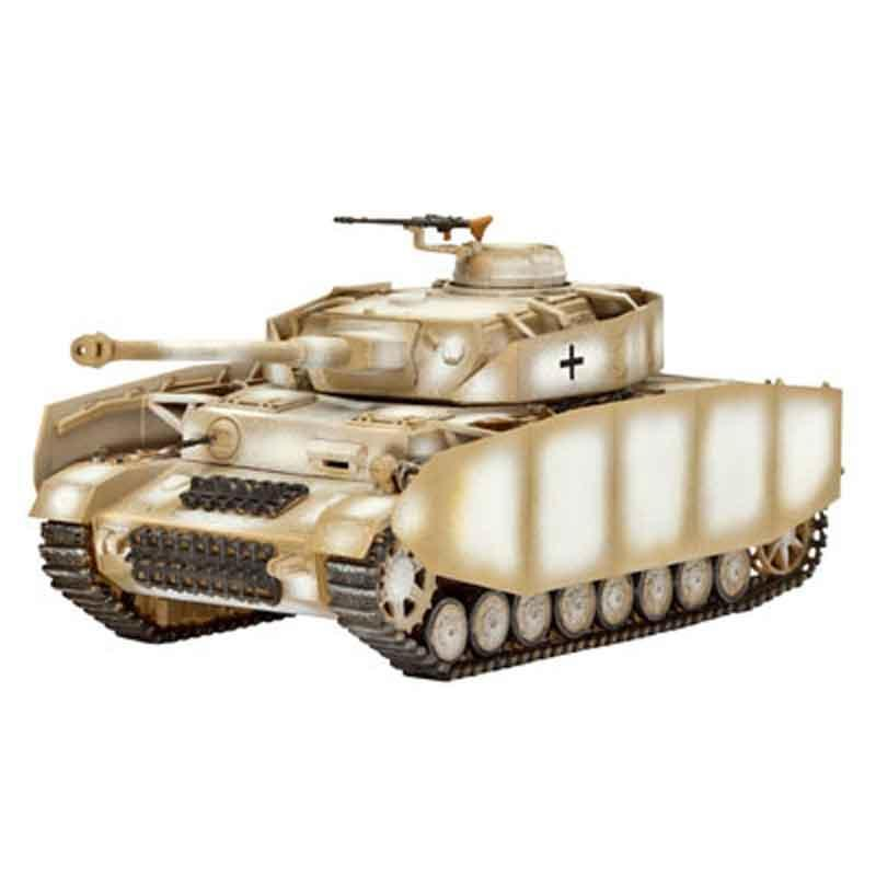 Средний танк Panzerkampfwagen IV Ausf. H Revell 03184