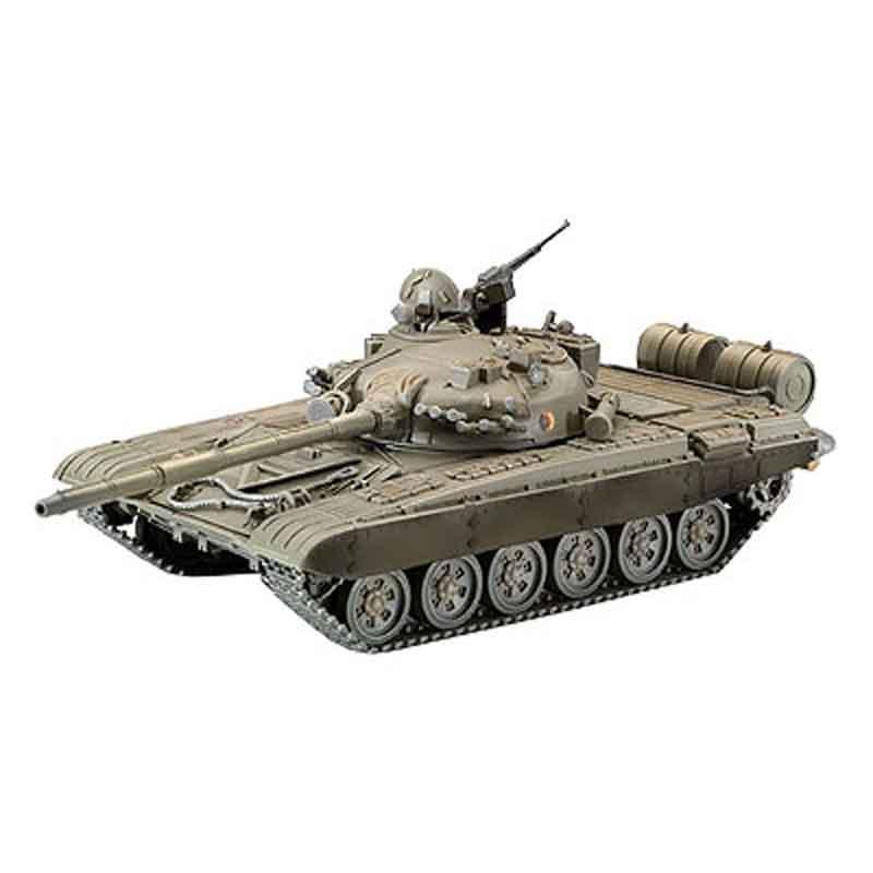 Танк T-72 M1 (1979г.,СССР) Revell 03149