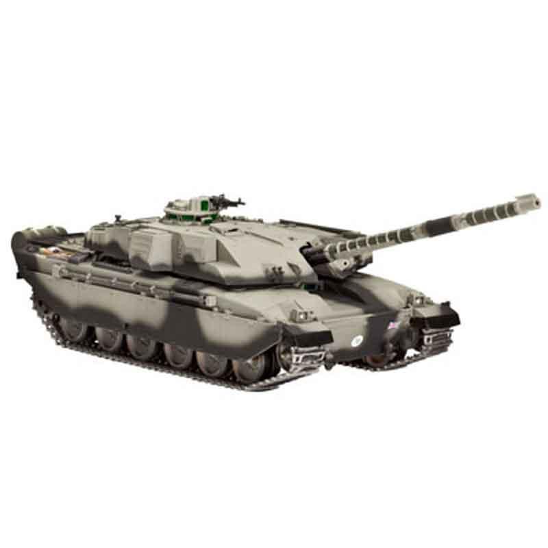 Танк Challenger I Revell 03183