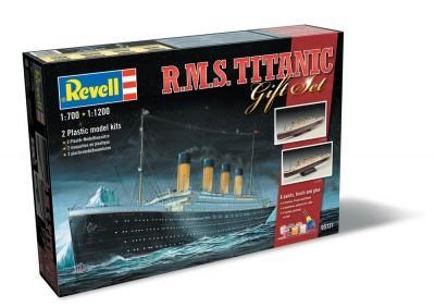 Подарочный набор с кораблями