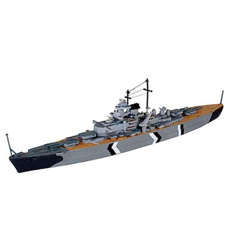 Линкор Bismarck Revell 05802