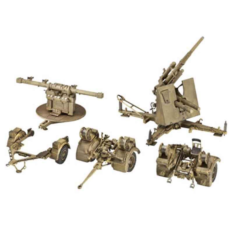 88-мм зенитная пушка Flak 36 с Sd.Ah. 202 Revell 03174