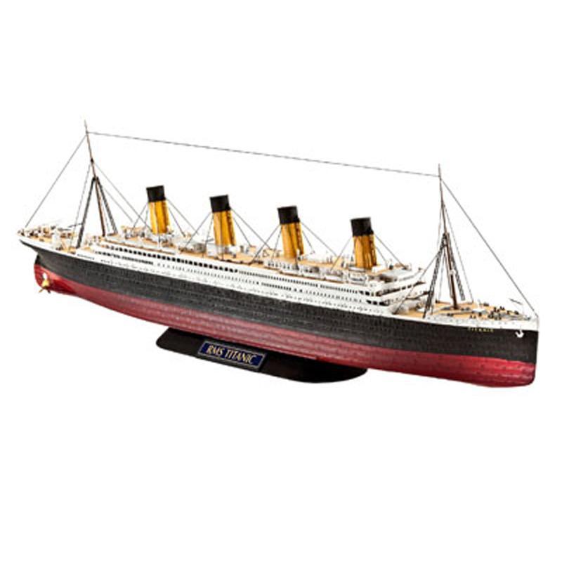 Пароход Титаник / R.M.S. Titanic Revell 05210