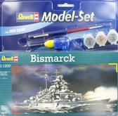 Подарочный набор с кораблем Bismarck