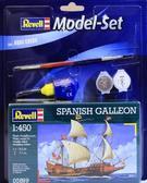 Пластиковая модель Испанский галеон (Подарочный набор)