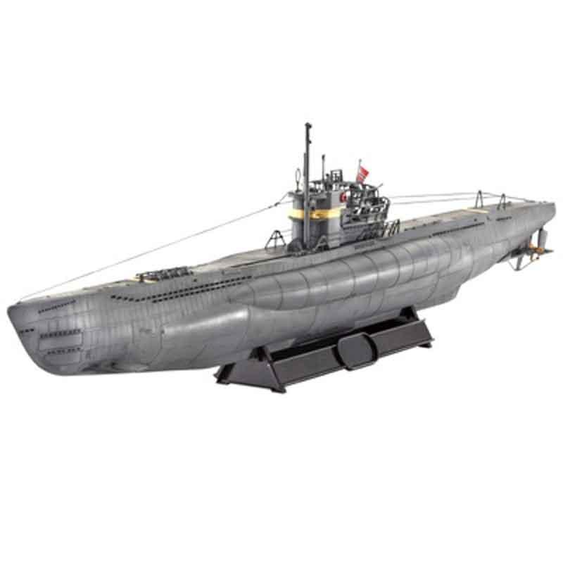 Подводная лодка Type VIIC/41 Revell 05100