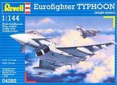 Многоцелевой истребитель Еврофайтер Тайфун