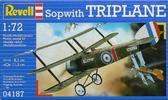 Триплан Sopwith Triplane