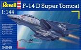 Истребитель-перехватчик F-14D Super Tomcat