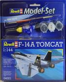 Подарочный набор с самолетом F-14A Tomcat