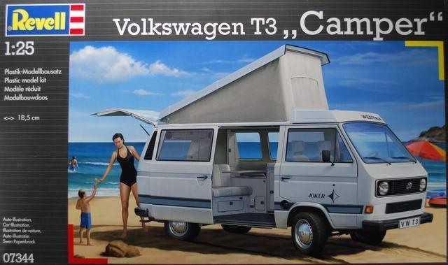 Микроавтобус Volkswagen T3
