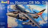 Истребитель-бомбардировщик BAe Harrier GR Mk. 7/9