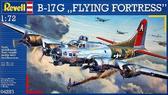 Тяжелый бомбардировщик  Боинг B-17G