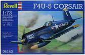 Палубный истребитель F4U-5 Corsair