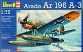 Гидросамолет-разведчик Арадо Ar 196 A-3