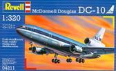 Пассажирский самолёт Дуглас DC-10 'KLM'