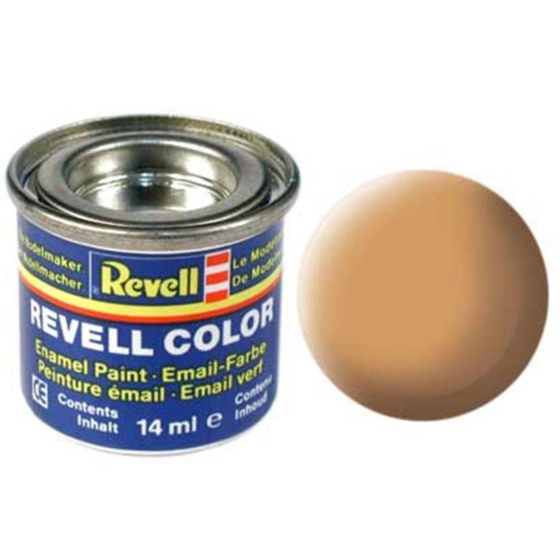 Краска  эмалевая, № 35 (цвет кожи матовая) Revell 32135