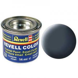 Краска  эмалевая, № 09 (антрацит матовая) Revell 32109