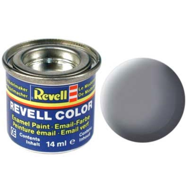 Краска  эмалевая, № 47 (мышиного цвета матовая) Revell 32147