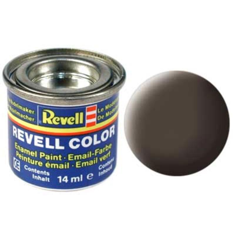 Краска  эмалевая, № 84 (цвет дубленой кожи матовая) Revell 32184
