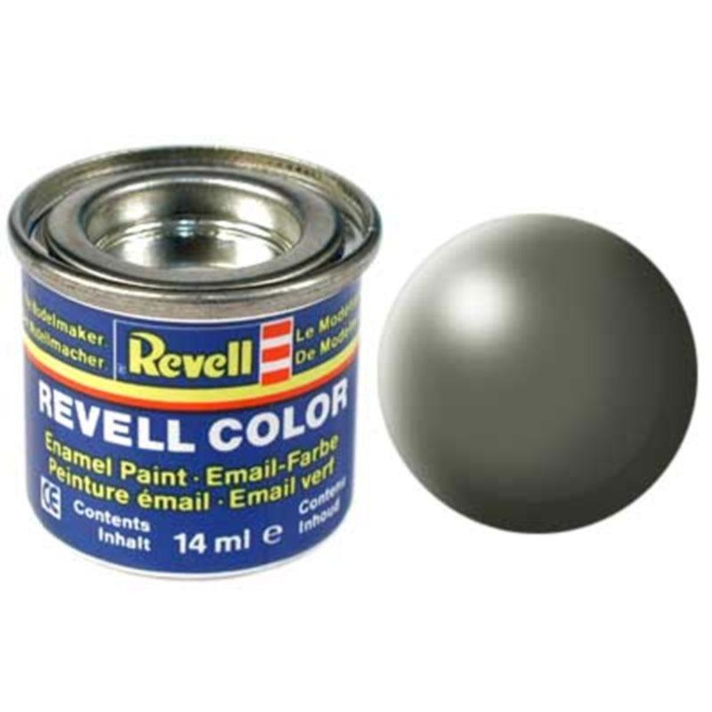 Краска  эмалевая, № 362 (камышового цвета шелковисто-матовая) Revell 32362